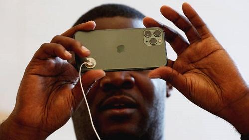 ابل تطمح لتطوير كاميرا ايفون 12 القادم عبر الذكاء الاصطناعي!