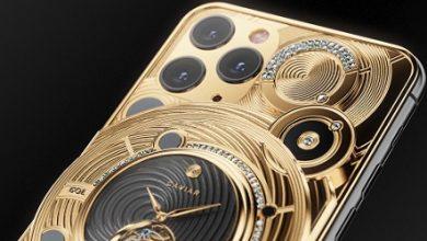 Photo of هاتف ايفون 11 برو الأغلى في العالم من الذهب والماس وبقيمة 100 ألف دولار!