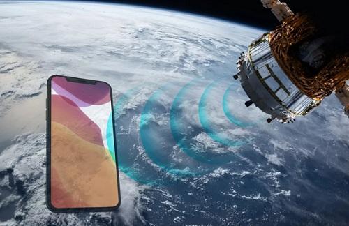 ابل تتجه نحو الفضاء - مشروع سري لبث الإنترنت للايفون عبر الأقمار الصناعية!
