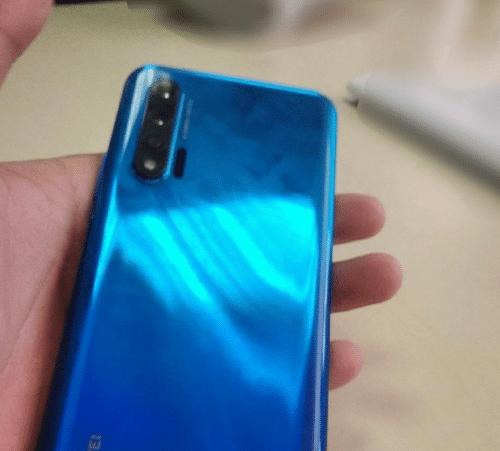 Huawei Nova 6 هاتف هواوي نوفا 6