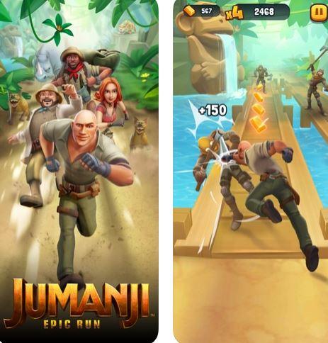 لعبة Jumanji