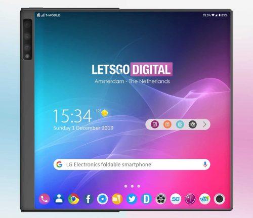 LG Foldable Phone