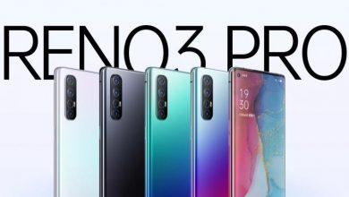 صورة هاتف أوبو رينو 3 برو 5G سيدعم شاشة منحنية بتردد 90Hz وسيأتي مع كاميرا رباعية