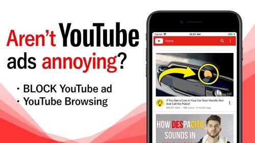تطبيق Tube Browser يوتيوب بدون إعلانات
