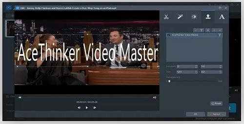 احصل على نسخة مجانية من برنامج Video Master لتعديل الفيديو