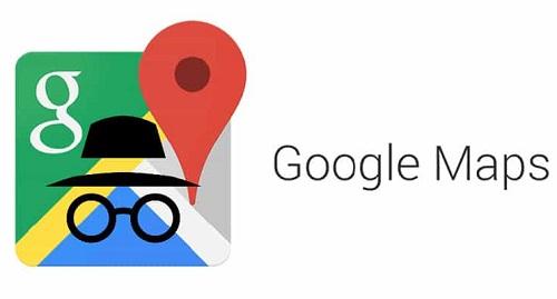 تطبيق خرائط جوجل للايفون والايباد يحصل على ميزة الوضع الخفي