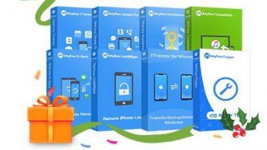 Photo of خصومات كبيرة على برامج شركة iMyfone لإدارة الايفون والايباد وحل مشاكلها – جوائز إضافية!