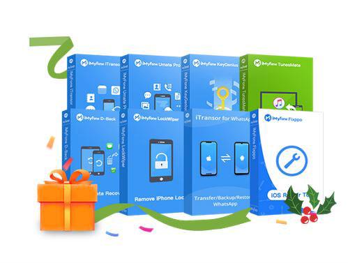 8 برامج مميزة من شركة iMyFone بسعر برنامج واحد