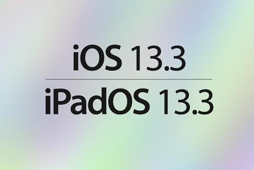 ابل تطلق تحديث iOS 13.3 و iPadOS 13.3 رسمياً - أبرز التغييرات الجديدة!