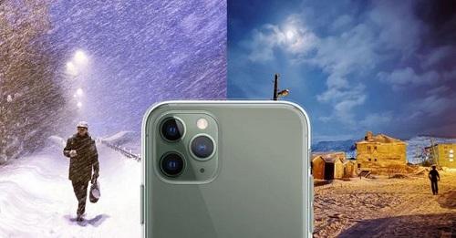 اختبار الكاميرا - ايفون 11 يتألق من جديد في التصوير الليلي!