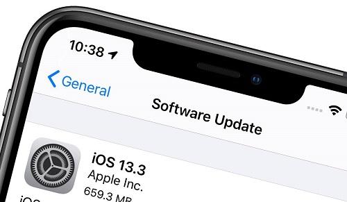 مشكلة في تحديث iOS 13.3 و ابل تعمل على حل المشكلة!