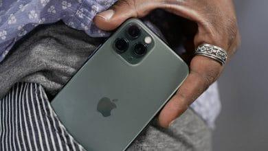 هواتف ايفون 11 برو تجمع بيانات الموقع الخاصة بالمستخدمين دون علمهم!