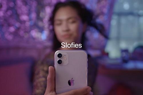 ايفون 11 وخاصية التصوير البطيء في كاميرا السيلفي Slofie