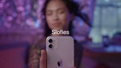 صورة ايفون 11 وخاصية التصوير البطيء في كاميرا السيلفي Slofie!