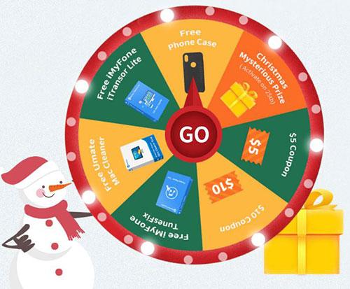 خصومات كبيرة على برامج شركة iMyfone لإدارة الايفون والايباد وحل مشاكلها - جوائز إضافية!