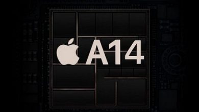 صورة معالج ابل A14 قد يكون أول معالج لهاتف بتردد يتجاوز 3 جيجاهيرتز