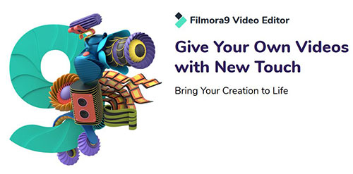 برنامج Filmora محرر الفيديو - لتعديل وإنشاء الفيديو بسهولة واحترافية على الحاسوب!
