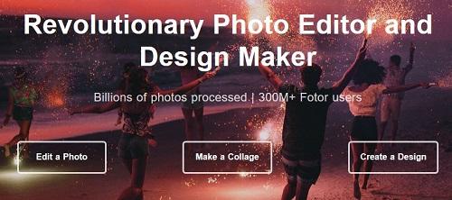موقع Fotor لتحرير وتعديل الصور ببراعة وإنشاء التصميمات أونلاين ومجاناً عبر المتصفح!