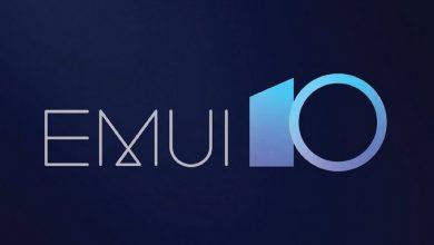 تحديث واجهة EMUI 10