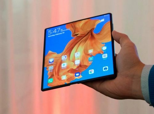 هواوي ميت X / Huawei Mate X الهواتف القابلة للطي