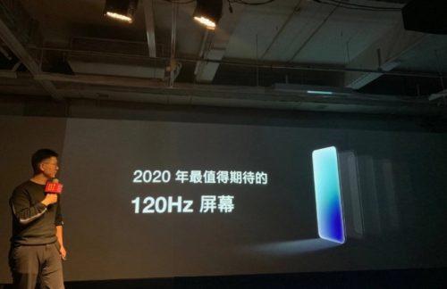 OnePlus 120Hz