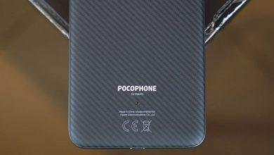هواتف شاومي وبوكوفون X2