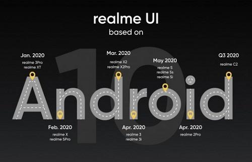 واجهة ريلمي الرسمية Realme UI وتفاصيل إطلاق التحديثات القادمة!