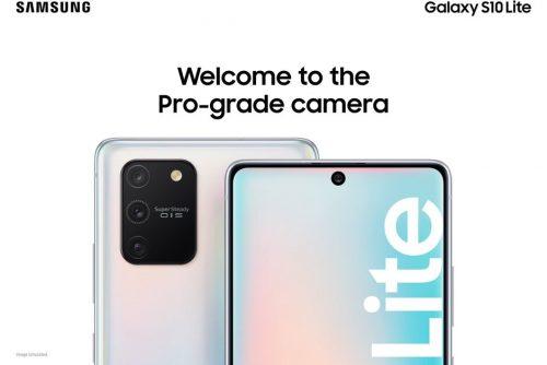 Note 10 Lite / Galaxy S10 Lite