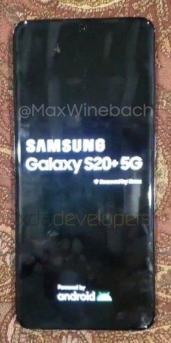 جالكسي S20 - Galaxy S20
