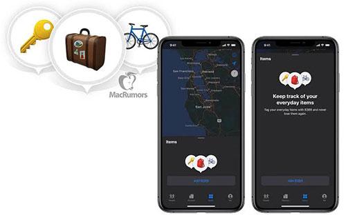 تسريبات من داخل نظام iOS حول جهاز التتبع من ابل