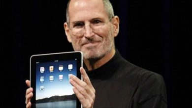صورة مرور 10 أعوام على إعلان ستيف جوبز عن أول جهاز ايباد!