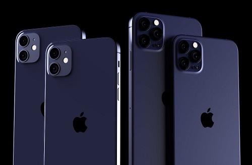 ابل قد تفكر في طرح ايفون 12 باللون الأزرق - شاهد الصور!