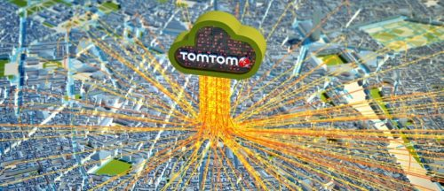 خرائط TomTom بدلًا من خرائط جوجل