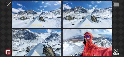 تطبيق DoubleTake للتصوير بأكثر من كاميرا في آن واحد