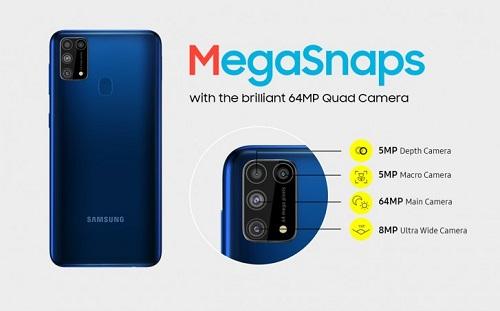 الإعلان رسمياً عن هاتف سامسونج جالكسي M31 - بطارية ضخمة وكاميرا رباعية بسعر رخيص!