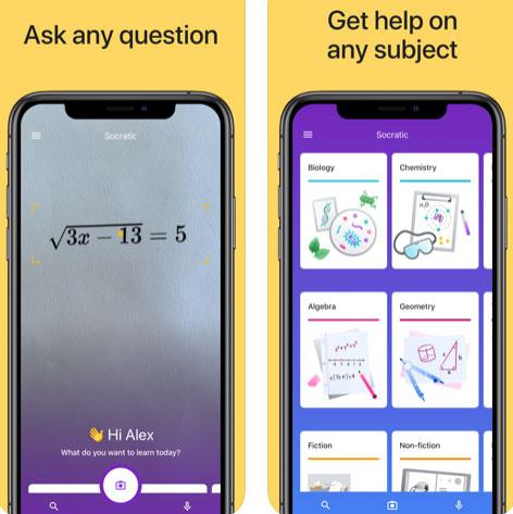 تطبيق Socratic رفيق الدراسة الأمثل لحل الواجبات!