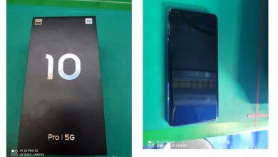 Photo of هاتف شاومي مي 10 سيدعم الشحن بقدرة 65 واتّ وهذه صور حقيقية له!
