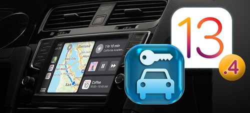 تعرف على ميزة CarKey لاستخدام الايفون كمفتاح للسيارة في تحديث iOS 13.4 القادم!