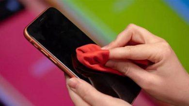 Photo of بسبب فيرس كورونا – ابل تجيز تنظيف الايفون باستخدام المطهرات!