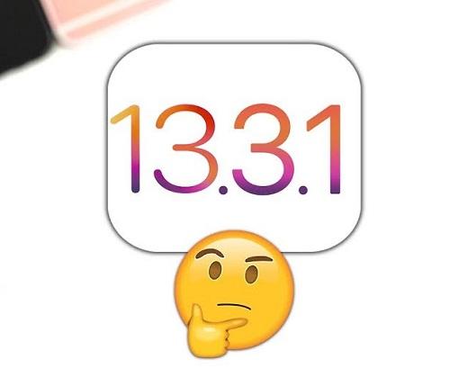 هل تأثر أداء البطارية بعد التحديث إلى iOS 13.3.1 ؟