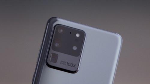كاميرا جالكسي S20 ألترا تدعم التكبير حتى 100 مرة