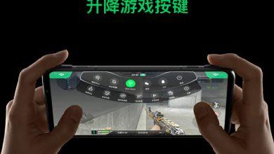 صورة هاتف بلاك شارك 3 سيأتي مع تبريد سائل ثنائي وأزرار شديدة التحمل مخصصة للعب!