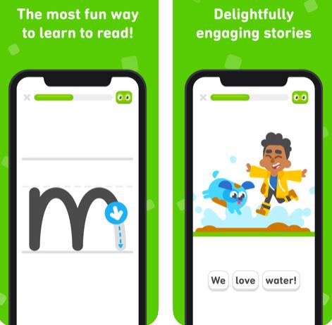 تطبيق Duolingo ABC لتعلم الأطفال القراءة والكتابة