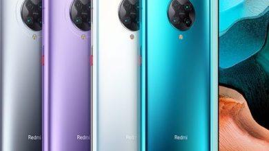 صورة رسميًا – الكشف عن هاتف ريدمي K30 برو بمواصفات رائدة وسعر منخفض!