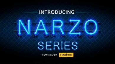 صورة ريلمي تكشف عن هاتفيّ Narzo 10 و Narzo 10A القادمين في هذا الشهر