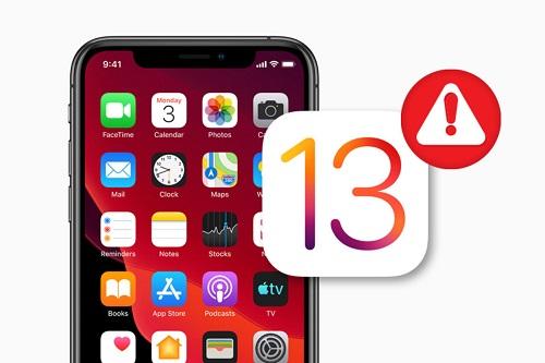 تحديثات إضافية لإصلاح مشاكل iOS 13