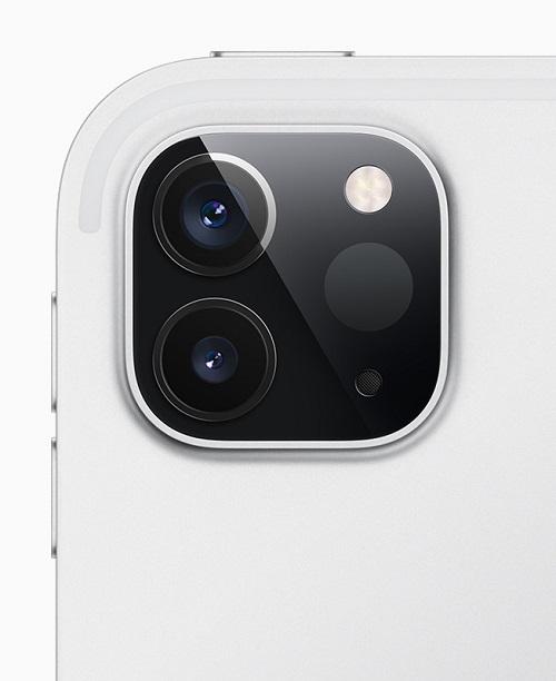 ايباد برو 2020 - الكاميرا