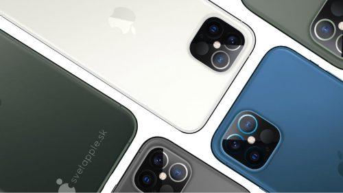هواتف ايفون 12 قد تحمل كاميرا ليزرية بتقنية الليدار LiDAR