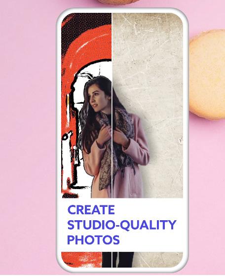 تطبيق PhotoRoom المميز لإزالة وتعديل خلفية الصور بضغطة زر على هواتف الايفون!