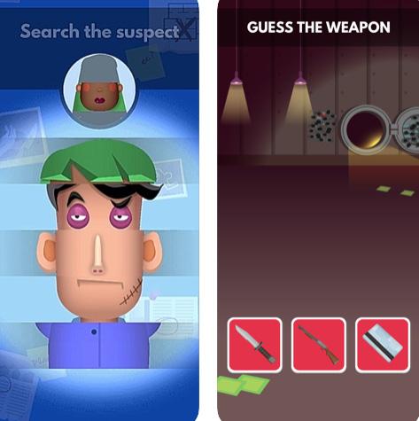 لعبة Cold Cases لحل الجرائم